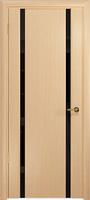 Арт Деко Стайл Спация-2 беленый дуб триплекс черный